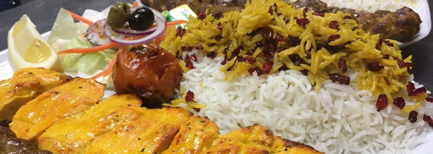 Melo Persian Restaurant Menu
